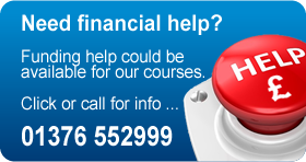 Need financial help with courses?