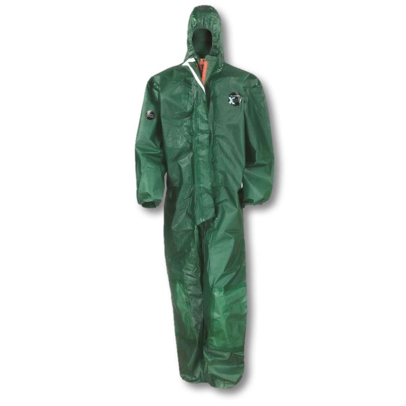 ADR Disposable HazMat Resistant Suit