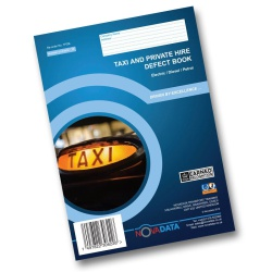 Taxi And Private Hire Defect Book