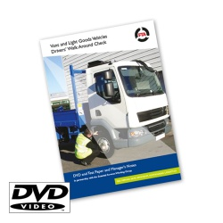 LGV - Check Walk Around DVD