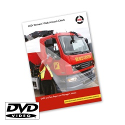 HGV - Check Walk Around DVD