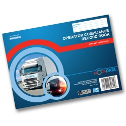 Operator Compliance Record Sheets Book