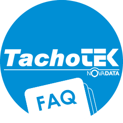TachoTEK Software FAQ
