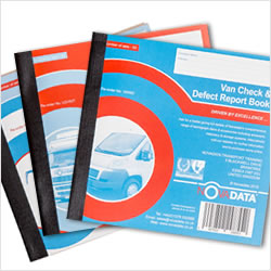 Vehicle Defect Report Books & Compliance Books