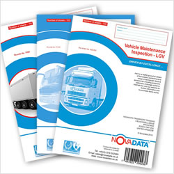 LGV & PCV Maintenance Books