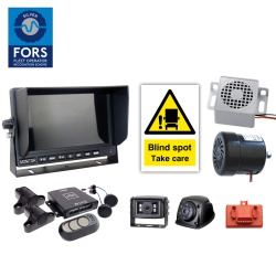 FORS Vehicle Safety Kit Packages